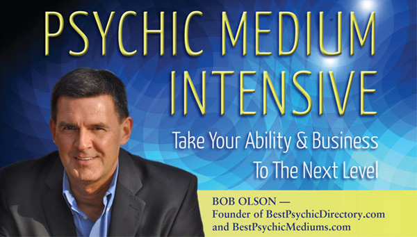 Psychic Medium Workshop by Bob Olson